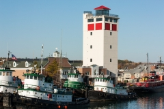 Tower and Tugs