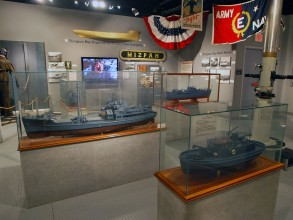 Door County Maritime Museum Exhibit