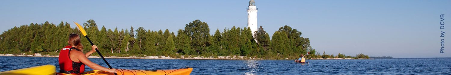 Door County Maritime Museum Cana Island Lighthouse