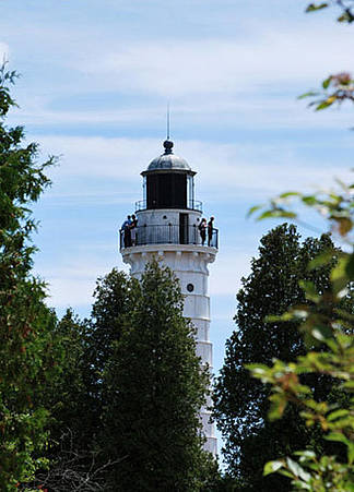 Climb The Cana Island Lighthouse