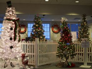 Merry Time Festival of Trees by Len Villano