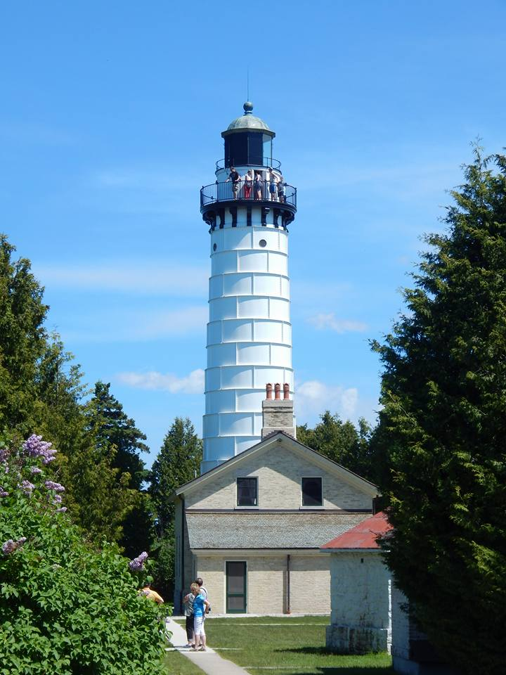 Cana Island Lighthouse Opens May 1 Door County Maritime