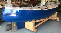 Yankee launch project boat