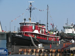 Tugboat John Purves