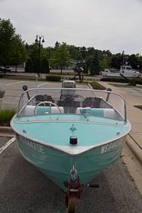 1960s 14ft mirrocraft for sale