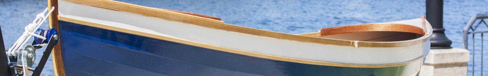 hand built wooden boat, that can be propelled with